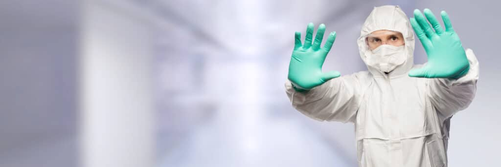 Local mold remediation